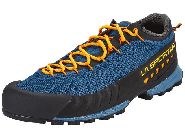 La Sportiva TX3 Approach Shoes Unisex blue/papaya